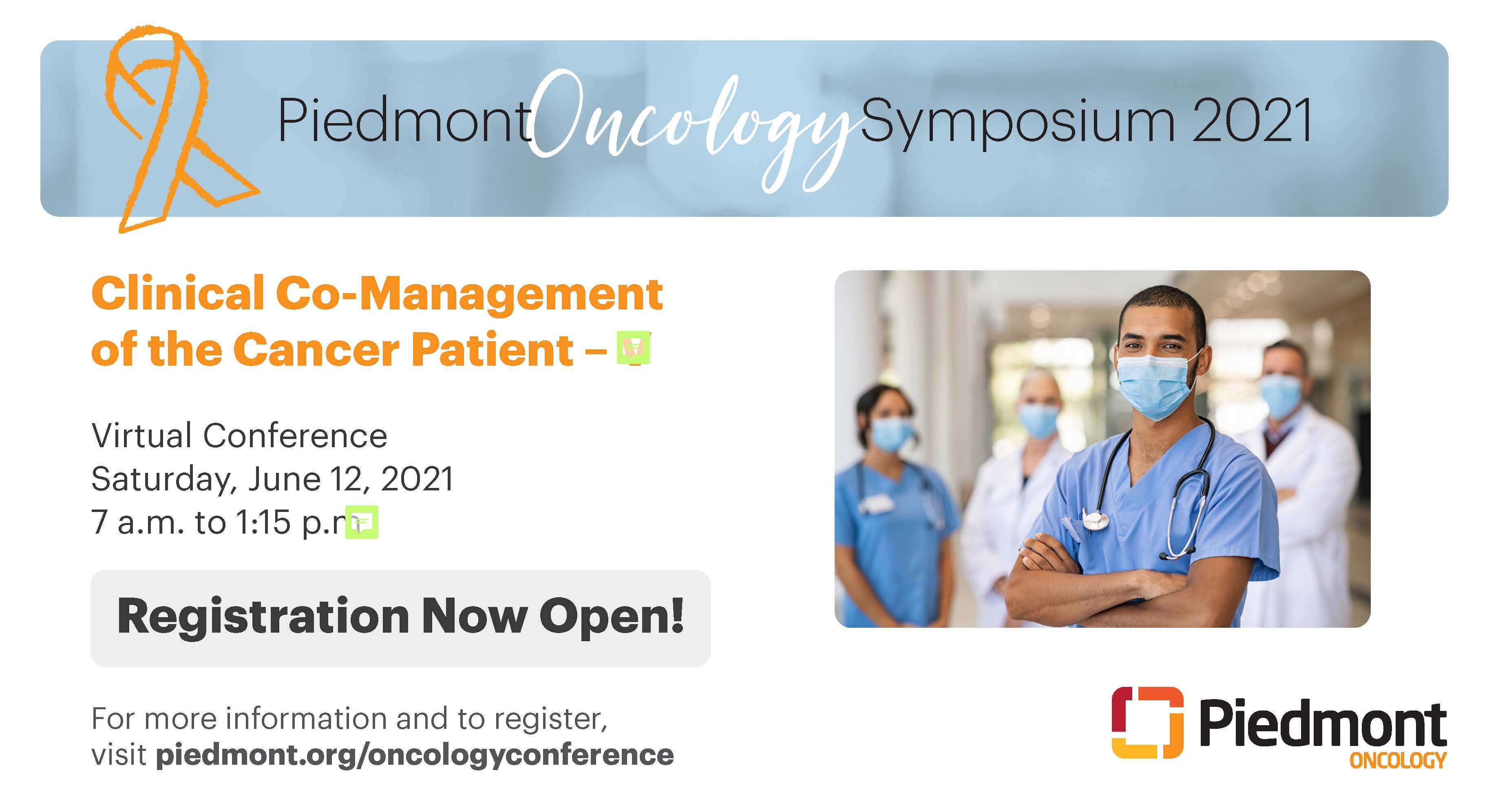 Piedmont Oncology Virtual Symposium 2021