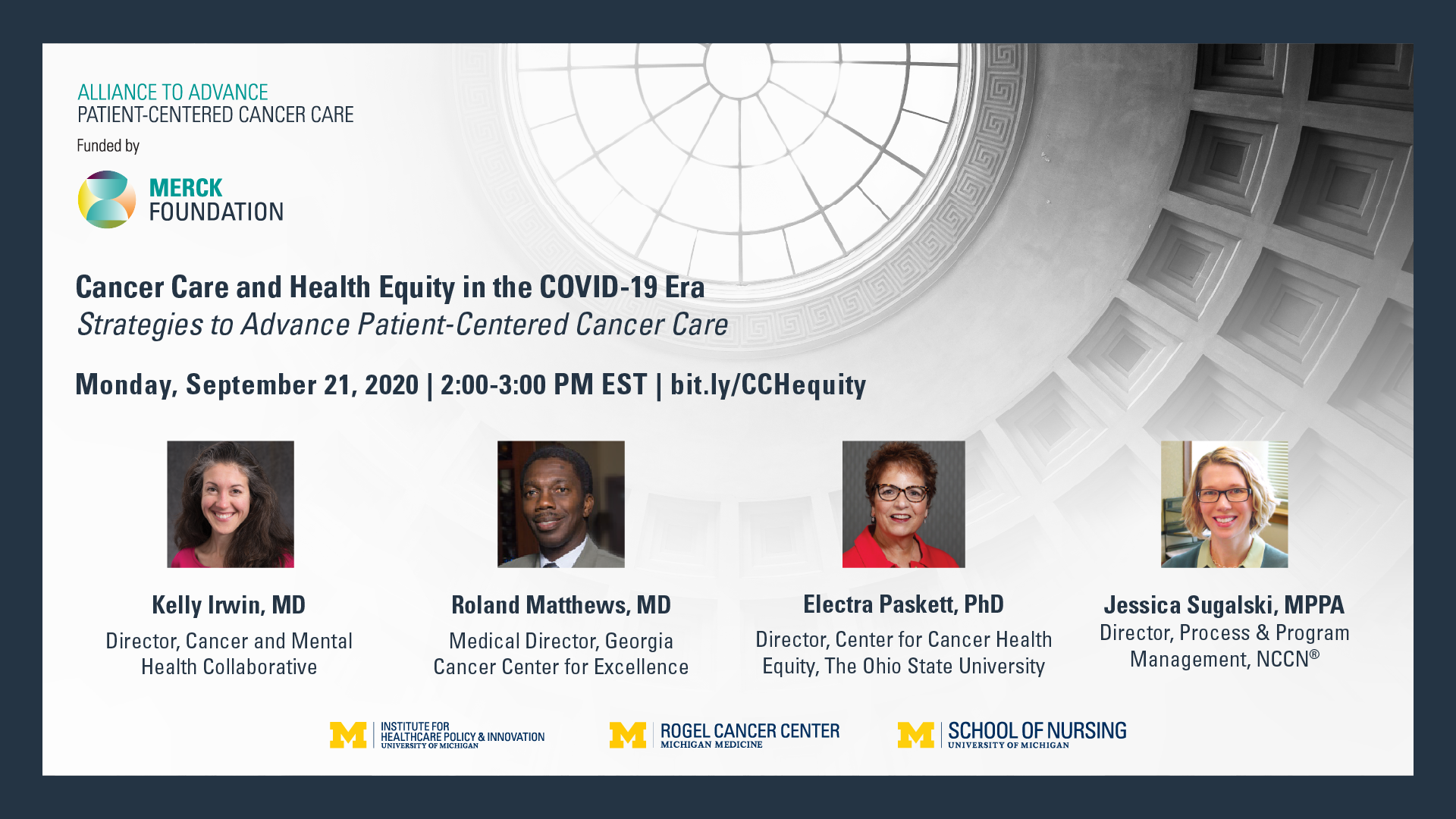 Cancer Care and Health Equity in the COVID-19 Era
