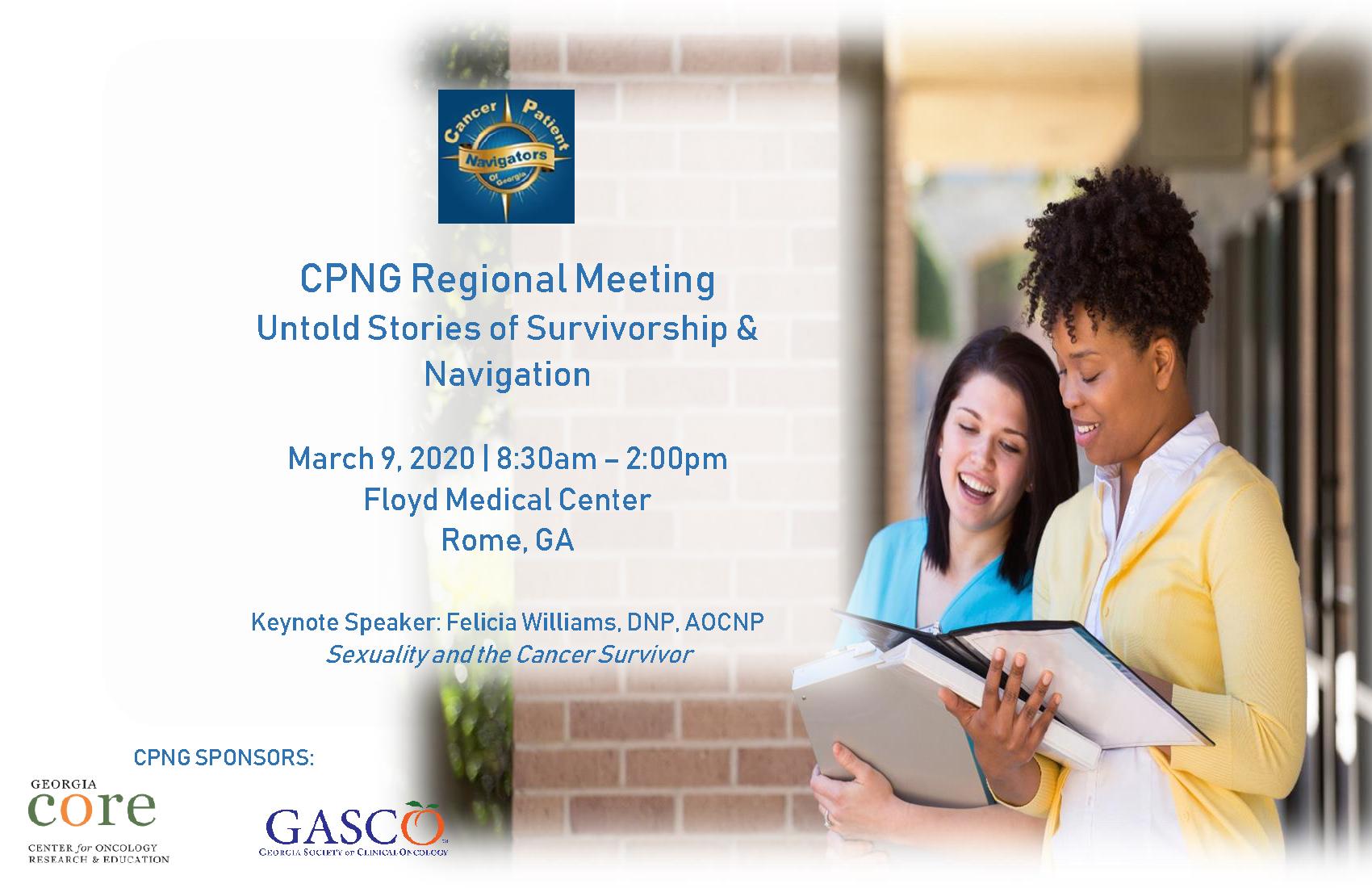 2020 CPNG Regional Meeting