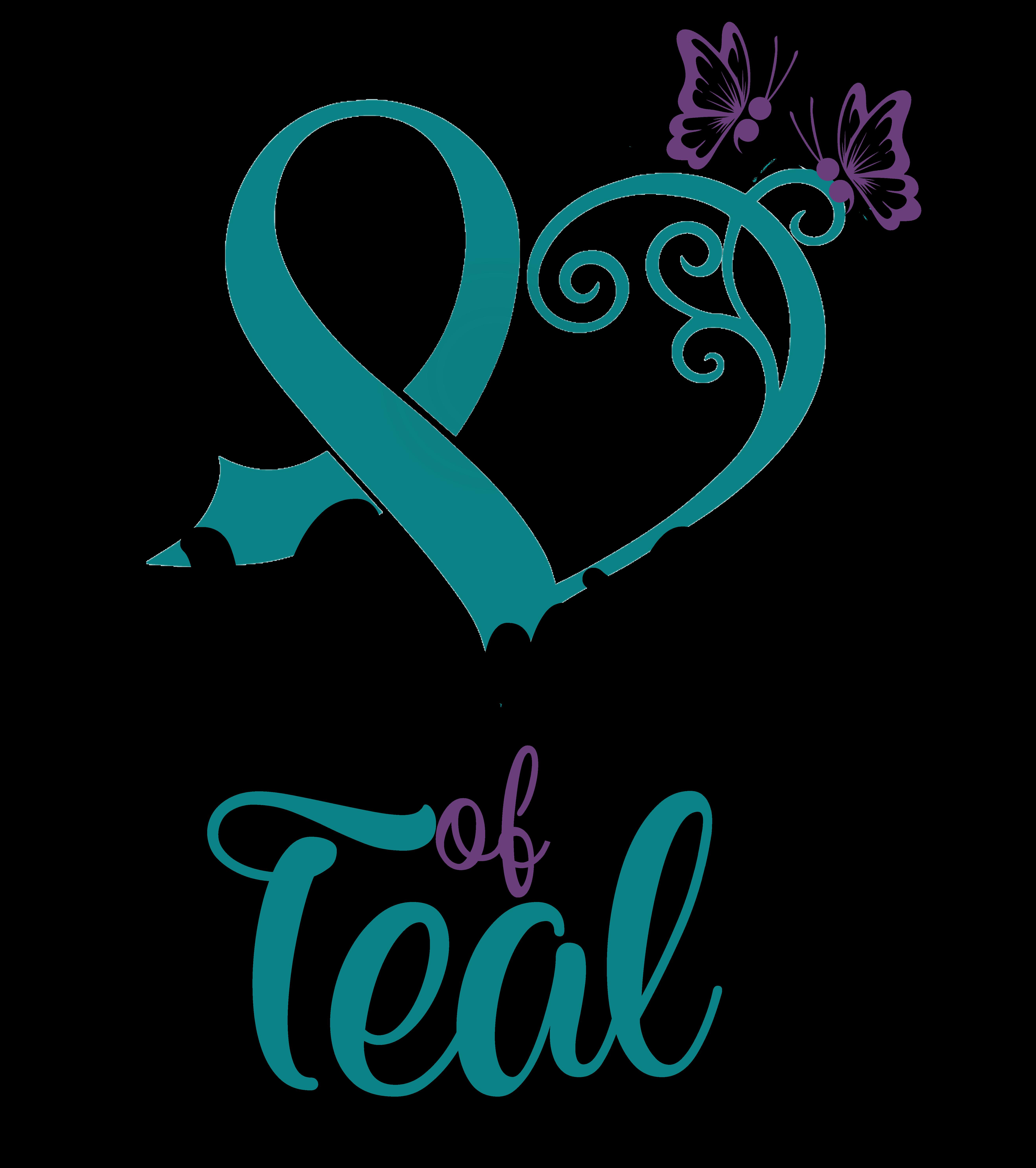 Harts of Teal Ovarian Cancer Awareness 5k & 1M Color Run