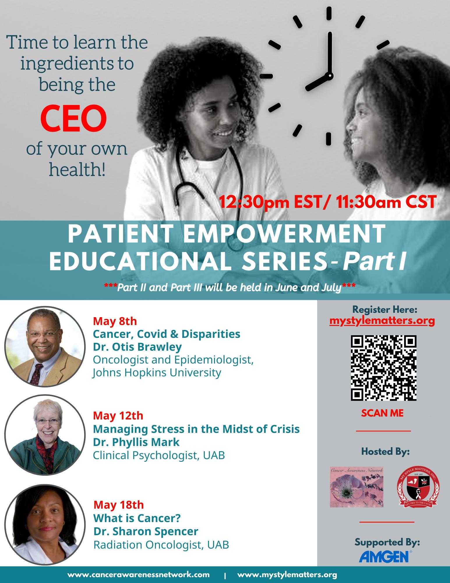 Patient Empowerment Educational Series