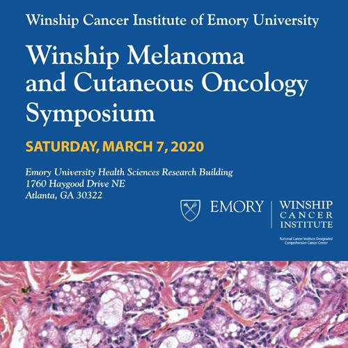 Winship Melanoma and Cutaneous Oncology Symposium