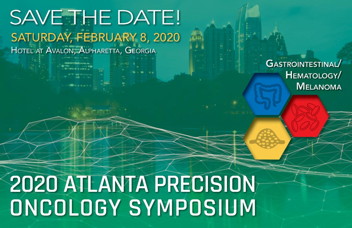 2020 Atlanta Precision Oncology Symposium